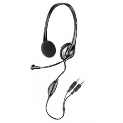 Auricular doble jack Plantronics Audio 326
