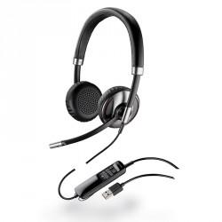 Auricular con conexión USB Plantronics Blackwire C720-M