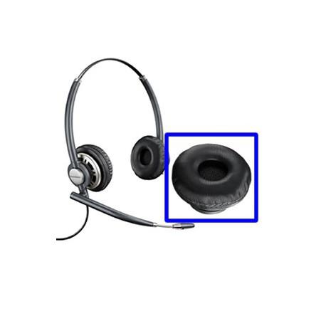 Almohadilla de semicuero para auricular EncorePro