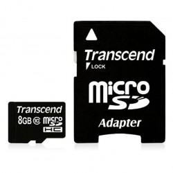 Tarjeta Micro SD 8 GB