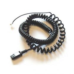 Cable de conexión teléfono auricular U10