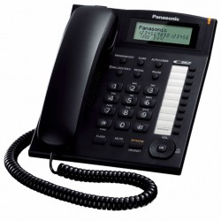 Imagen Teléfono análogico KX-TS880 (Negro)