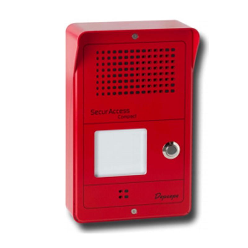 Portero depaepe securacces compact anal gico for Outlet porte romanina