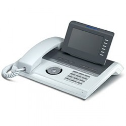 Teléfono fijo IP Unify OpenStage 40 HFA (Winter Blue)