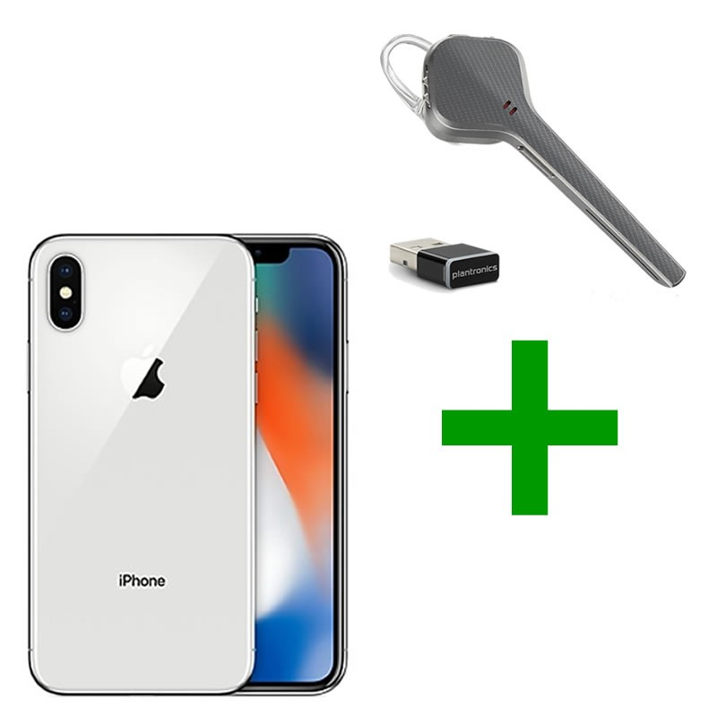 Pack Iphone X con Voyager 3200 UC - Team Equipalia