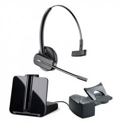 Auricular inalámbrico Plantronics CS540 con base de carga + descolgador