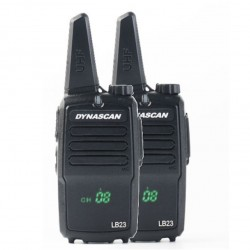 Walkies Talkies Dynascam LB23