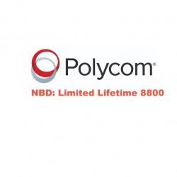 NBD para la Polycom trio 8800
