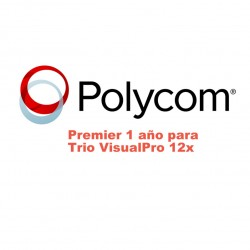 Imagen Polycom Premier One Year Trio VisualPro 12X