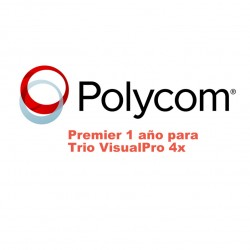 Imagen Polycom Premier One Year Trio VisualPro 4X