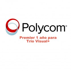 Imagen Polycom Premier One Year Trio VisualPro