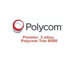 Imagen Polycom Premier Three Year Trio 8500
