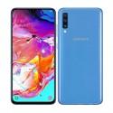 Smartphone Samsung A70 azul
