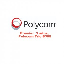 PREMIER THREE YEAR POLYCOM TRIO 8300