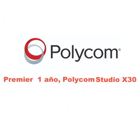 PREMIER ONE YEAR POLYCOM X30