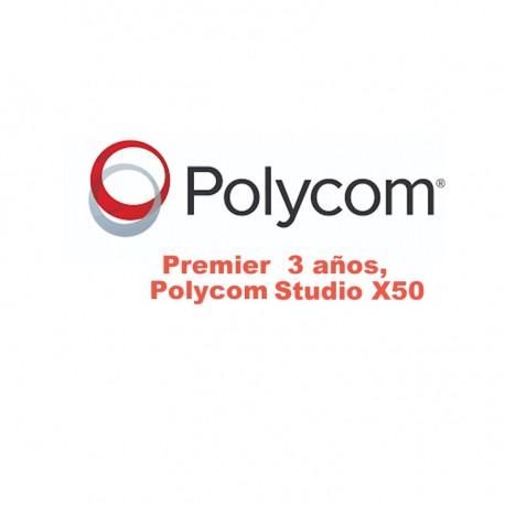 PREMIER THREE YEAR POLYCOM X50