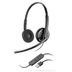 Auricular con conexión USB Plantronics Blackwire C320M