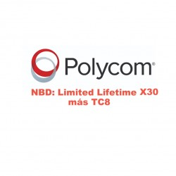 NBD PARA LA POLYCOM X30 y TC8