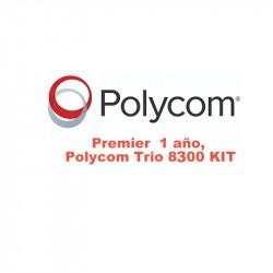 PREMIER ONE YEAR POLYCOM TRIO 8300 KIT