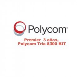 PREMIER THREE YEAR POLYCOM TRIO 8300 KIT