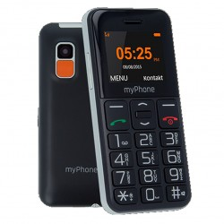 Smartphone Rugerizado MyPhone Halo Easy Black