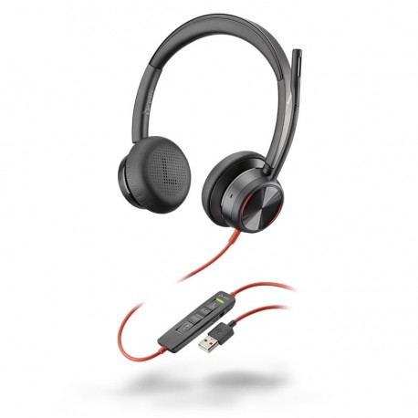 Auricular USB Poly Blackwire 8225