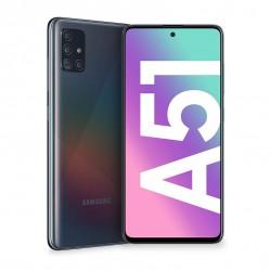 Smartphone Samsung Galaxy A51 negro