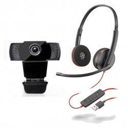 Pack Fujicam H812 con Blackwire C3220