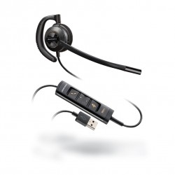 Auricular con cable Poly Encore HW535 USB