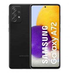 Smartphone Samsung Galaxy A72 128GB Negro
