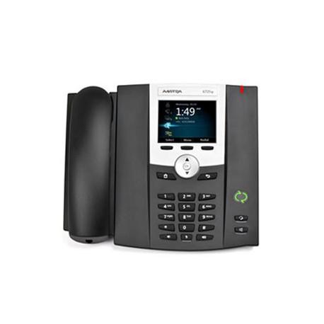 Teléfono fijo IP Aastra 6725IP para Microsoft