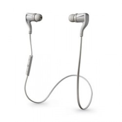 Auricular Bluetooth Plantronics BackBeat Go 2 Blanco
