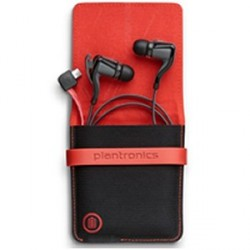 Auricular Bluetooth Plantronics BackBeat Go2 Negro con funda