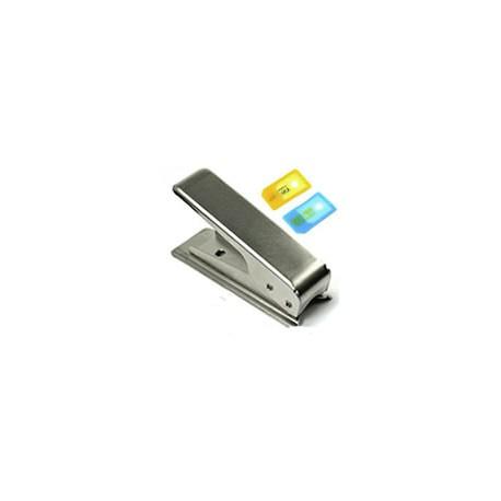 Taladradora SIM a Nano SIM y micro SIM