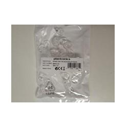 Almohadillas de goma medianas para auriculares CS540/Savi W740