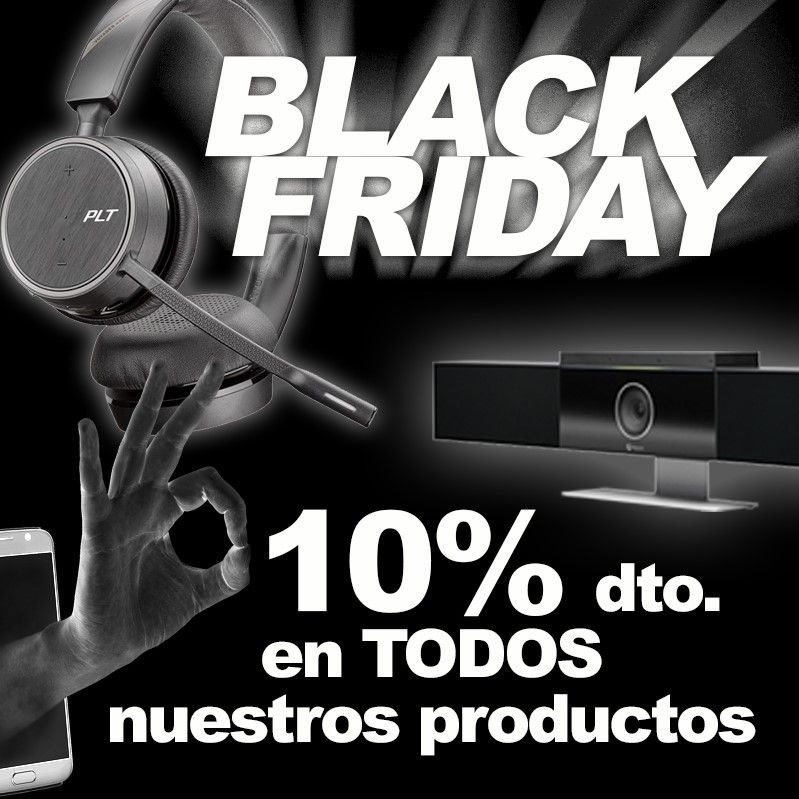 Black Friday en Team Equipalia