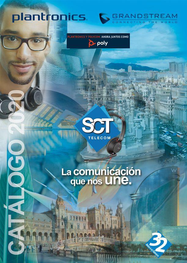 Portada Catalogo SCT 2020