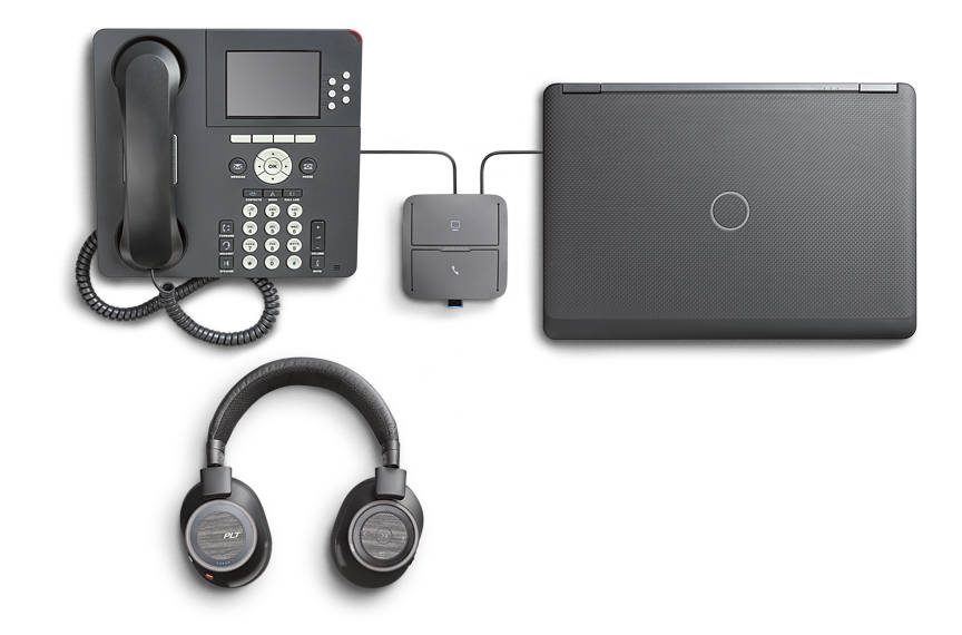 Auricular inalambrico Voyager 8200 uc de Plantronics compatibilida