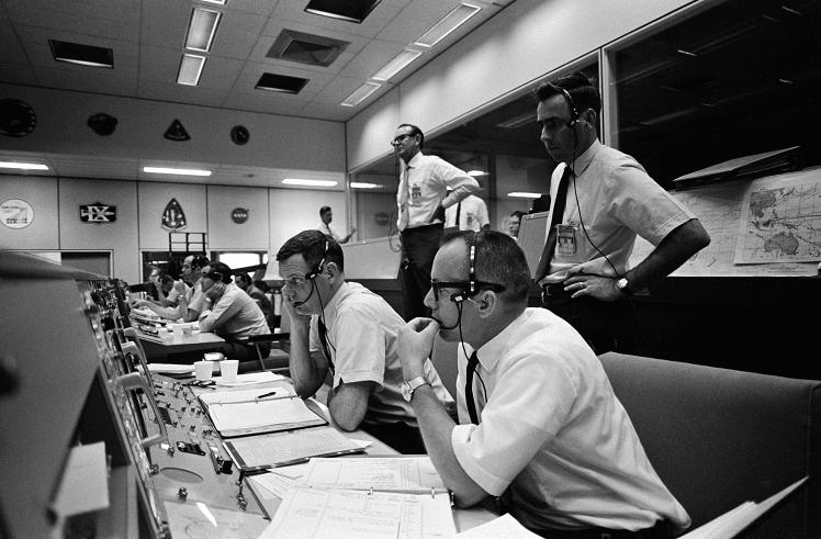 Centro de Control de Houston