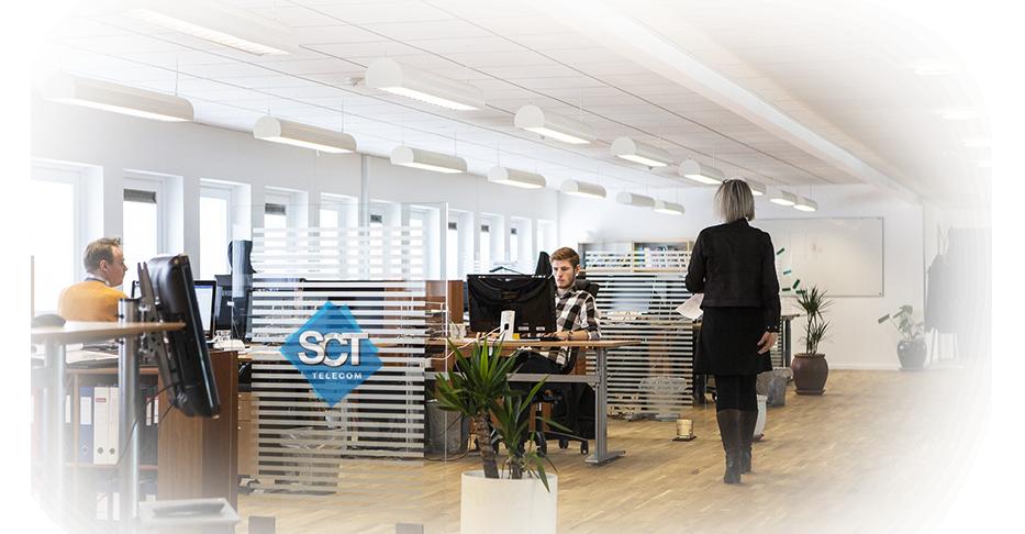 SCT Telecom siempre a su servicio