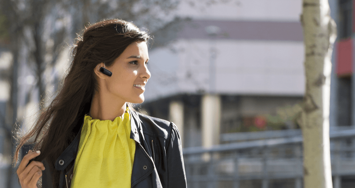 Auricular bluetooth Plantronics M70 para teléfono móvil