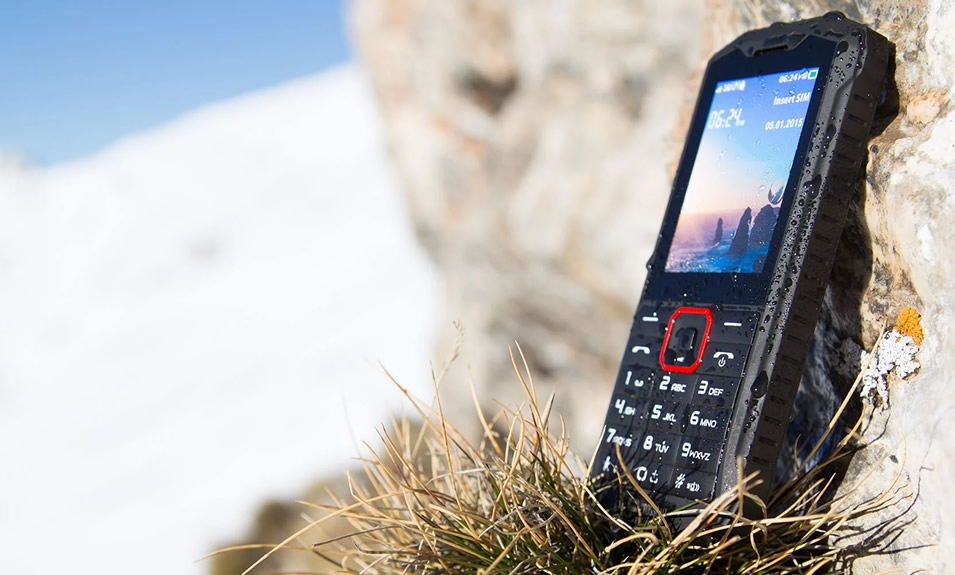 Smartphone rugerizado Crosscall Spider X4