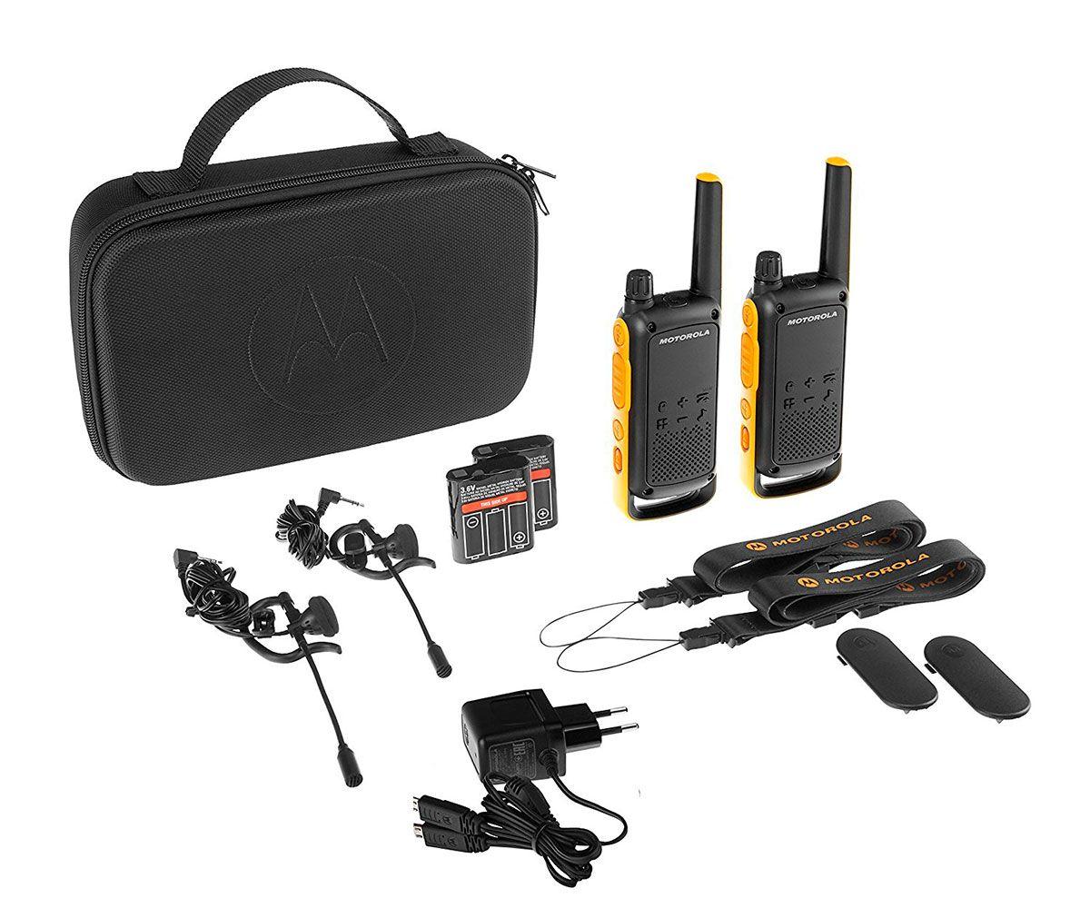 Pack Duo Motorola T82