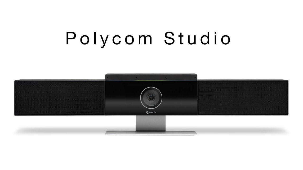 Videoconferencia Polycom Studio