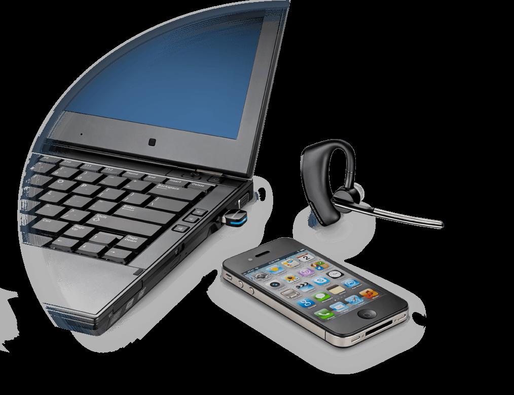 Auricular bluetooth para móvil y ordenador