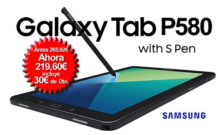 Samsung Galaxy Tab a buen precio