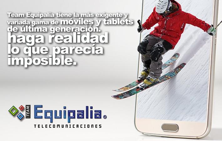 Moviles y Tablets en Team Equipalia