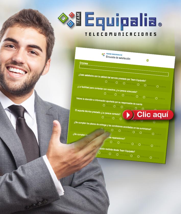 Encuesta Equipalia