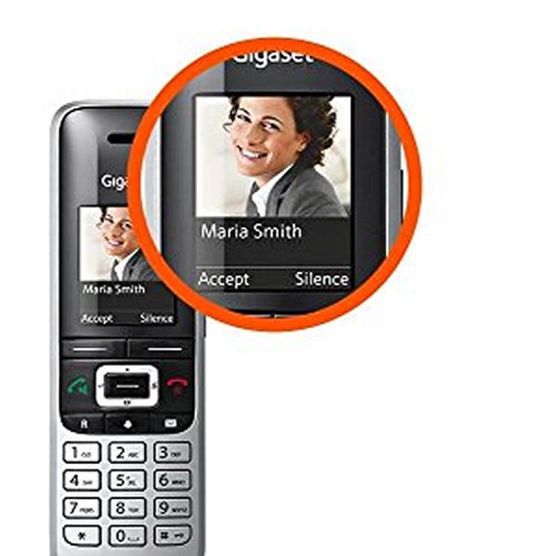 Teléfono Inalambrico Gigaset S850